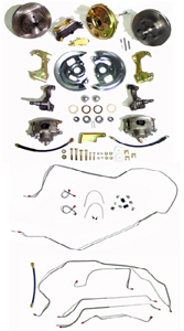 CONVERSION,  DISC BRAKE KIT