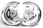PLATES, 69-72 CHEVELLE/EL CAMINO DISC BRAKE BACKING - PAIR