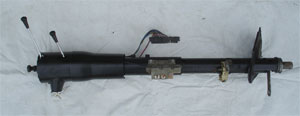 USED STEERING COLUMN, 1970-1981 CAMARO/FIREBIRD FLOOR SHIFT TILT